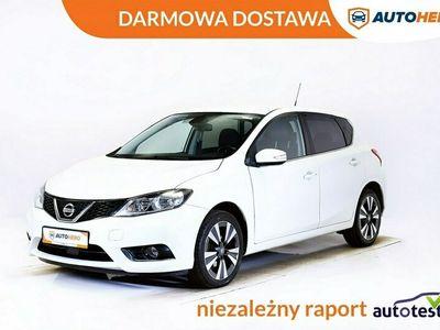 używany Nissan Pulsar DARMOWA DOSTAWA Klima.auto, Kamera cofania, Historia serwisowa I (2014-)