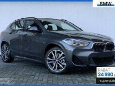 używany BMW X2 M Sport xDrive20i (192KM) MSport | Zadzwoń i zarezerwuj już dziś!