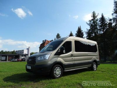 używany Ford Transit TRANSIT 9-osobowy,Klima ,Tempomat9-osobowy,Klima ,Tempomat