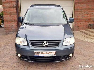używany VW Caddy Maxi III 1.9 105KM