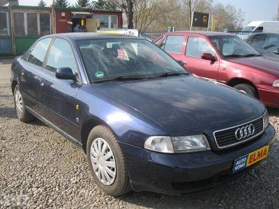 brugt Audi A4 I (B5) ZAMIANA RATY KLIMATRONIC ALUFELGI OPŁACONY