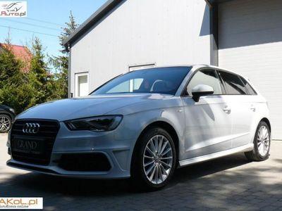 gebraucht Audi A3 1.4dm 150KM 2016r. 26 900km