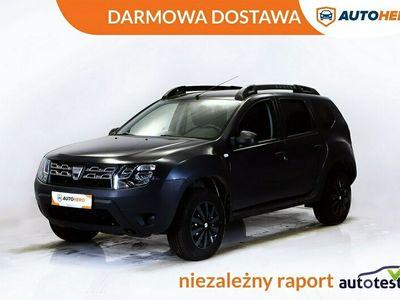 używany Dacia Duster DARMOWA DOSTAWA, Klimatyzacja, Hist. Serwisowa I (2010-)