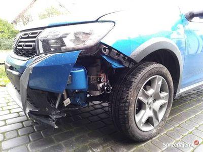 używany Dacia Sandero Stepway DELIKATNIE USZKODZONA 2019r 0.9TCe