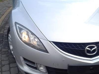 używany Mazda 6 2009r 140km sprowadzona Bardzo ładna
