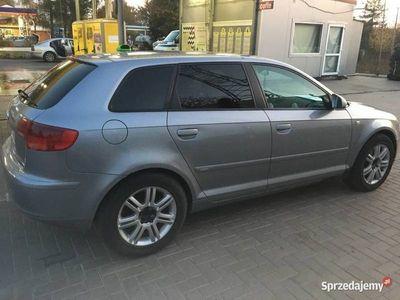 używany Audi A3 Sportback 8p s line