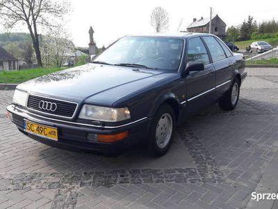używany Audi V8 d11 rarytas quattro unikat