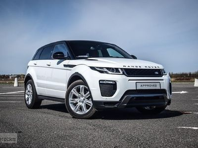 używany Land Rover Range Rover evoque 2.0D 180KM HSE Dynamic | CESJA NAJMU - 8 x 1882 zł brutto! |