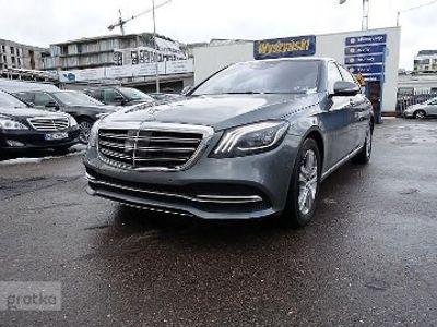 używany Mercedes S560 Klasa S W222 500 Long 4Matic