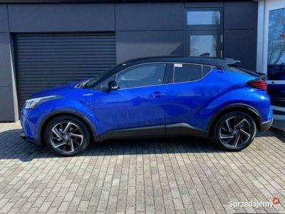 używany Toyota C-HR 1.8 Hybryda Selection 122 KM Czarny dach, wynajem - 1312zł