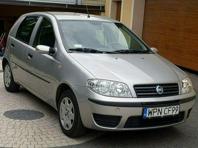 używany Fiat Punto 1.2dm 80KM 2003r. 218 000km