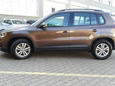 używany VW Tiguan 1.4dm 122KM 2014r. 76 704km