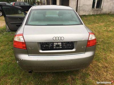 używany Audi A4 B6 2.0b 131KM