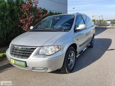używany Chrysler Grand Voyager IV 2.8 CRD 150KM Automat 7 osobowy