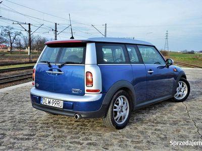 używany Mini Clubman 2008 R, 1.6 D, 110 KM, Alufelgi, Klima, Serwis