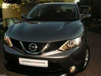 używany Nissan Qashqai II 1.5 dCi 110 KM Acenta EU6