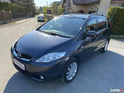 używany Mazda 5 Raty/Zamiana Gwarancja benzyna niski przebieg zobacz I (2005-2010)