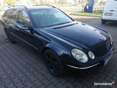 używany Mercedes E270 CDI