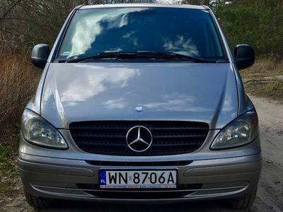 używany Mercedes Vito 115CDI 150KM pierwszy własciciel