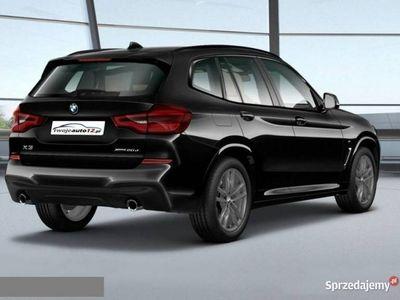 używany BMW X3 G01 xDrive20i, M Sport, Live Cockpit Plus z NAVI+Asystent parkowania