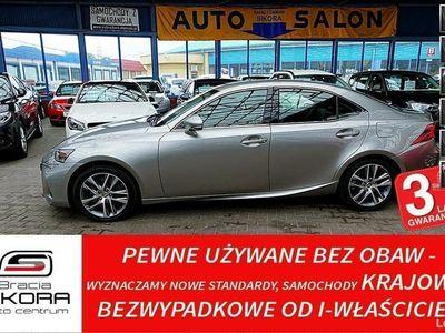 używany Lexus IS200t IS 3Lata GWARANCJA I-wł Kraj Bezwypadkowy ASO245KM FV23% III (2013-)