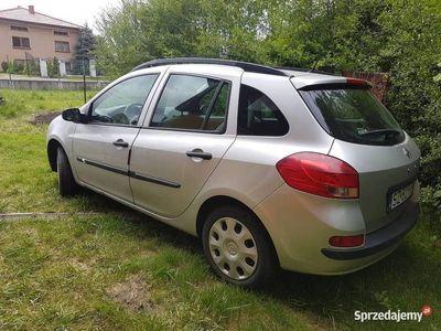 używany Renault Clio GrandTour zadbane