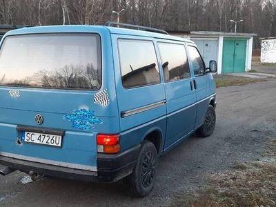 używany VW Multivan transporter t4 1.9 Tdi7 osobowy