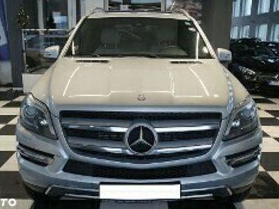 używany Mercedes GL350 Klasa GL X166BlueTec 4-Matic