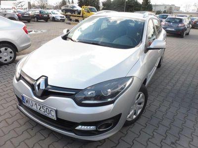 gebraucht Renault Mégane 1.5dm3 110KM 2015r. 159 702km ABS