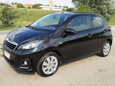 używany Peugeot 108 1.2dm 82KM 2015r. 74 100km