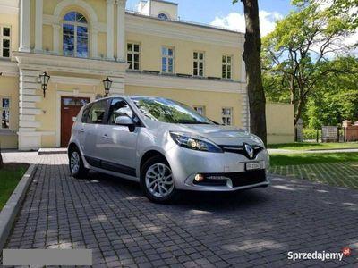 używany Renault Scénic Scenic 1.2 16V 130Km Lift 2013r Nawigacja Ledy Start Stop Klima Alu PDC