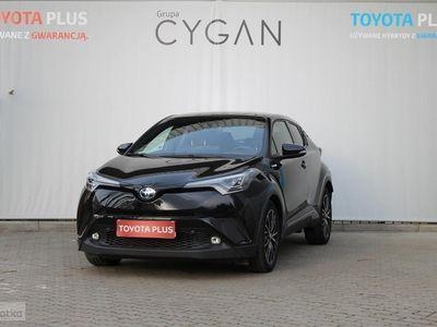 używany Toyota C-HR 1.8 Hybrid - Bogata wersja: Prestige, Prime; 23%VAT
