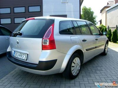 używany Renault Mégane 1,6 16V klima