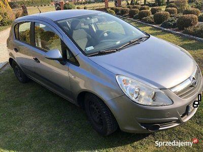 używany Opel Corsa D Rok 2007 GAZ