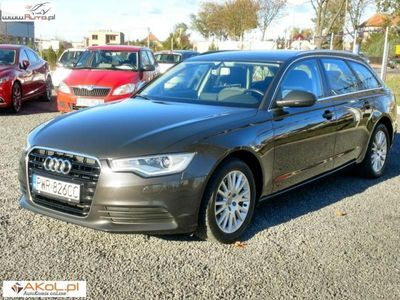 brugt Audi A6 2dm3 177KM 2013r. 160 000km 2,0 TDI 177PS Avant automat