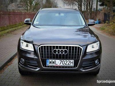używany Audi Q5 8R 2.0 224KM