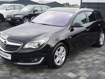 używany Opel Insignia Country Tourer Bixenon, LED, Kamera, Navi, Kubełki, GWARANCJA, Serwis ASO, Bezwypad