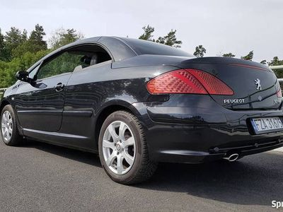 używany Peugeot 307 CC 2.0HDI Cabrio lift