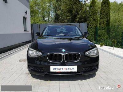 używany BMW 116 2dm 116KM 2012r. 241 000km