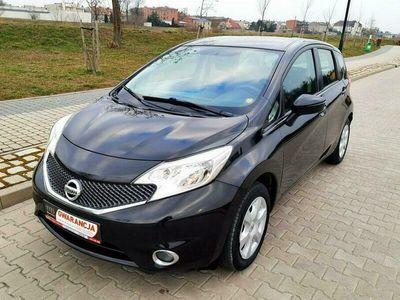 używany Nissan Note 80KM*Benzynka*Zadbany*Gwarancja*Rata 420zł II (2013-)