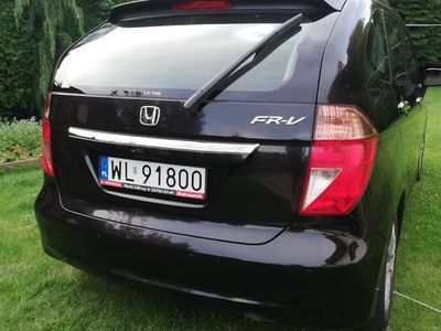 używany Honda FR-V rok 2007