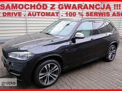used BMW X5 III (F15) M 5.0d + X DRIVE + Automat + Navi + Panorama + 100 % Serwis !!!