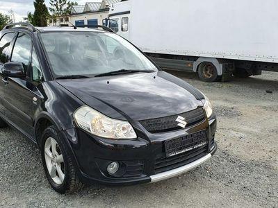 używany Suzuki SX4 0dm 120KM 2008r. 136 570km