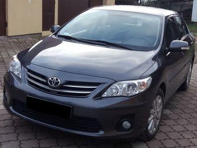 używany Toyota Corolla 1.6 benzyna, 132 km, 2011 r., Premium, 1 właściciel, Giżycko