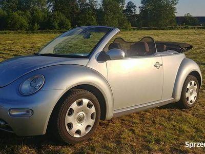 używany VW Beetle NewCabrio