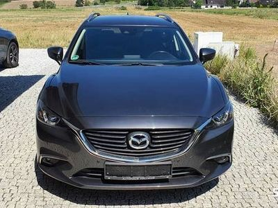 używany Mazda 6 2.0 165 KM *Nakama*Bogata wersja wyposażenia