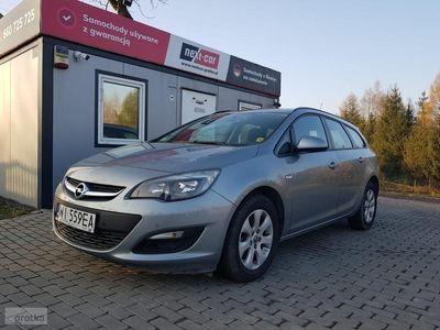 używany Opel Astra Sports Tourer 1,6 CDTI 110 KM_ SALON POLSKA_OKAZJA