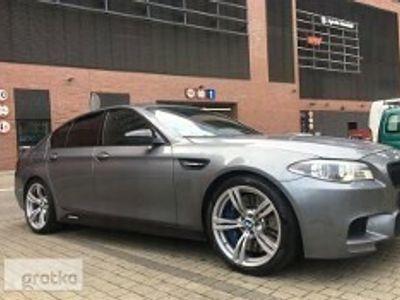używany BMW M5 V (F10) Zamiana,Led,navi,Performance,Vat23%,Serwisowany w ASO