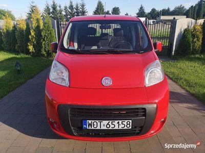 używany Fiat Qubo 1.4 LPG Salon Polska Serwis