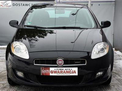 używany Fiat Bravo 1.4dm3 120KM 2008r. 179 000km 1,4 Turbo Klimatr Alus Panorama Opłacony